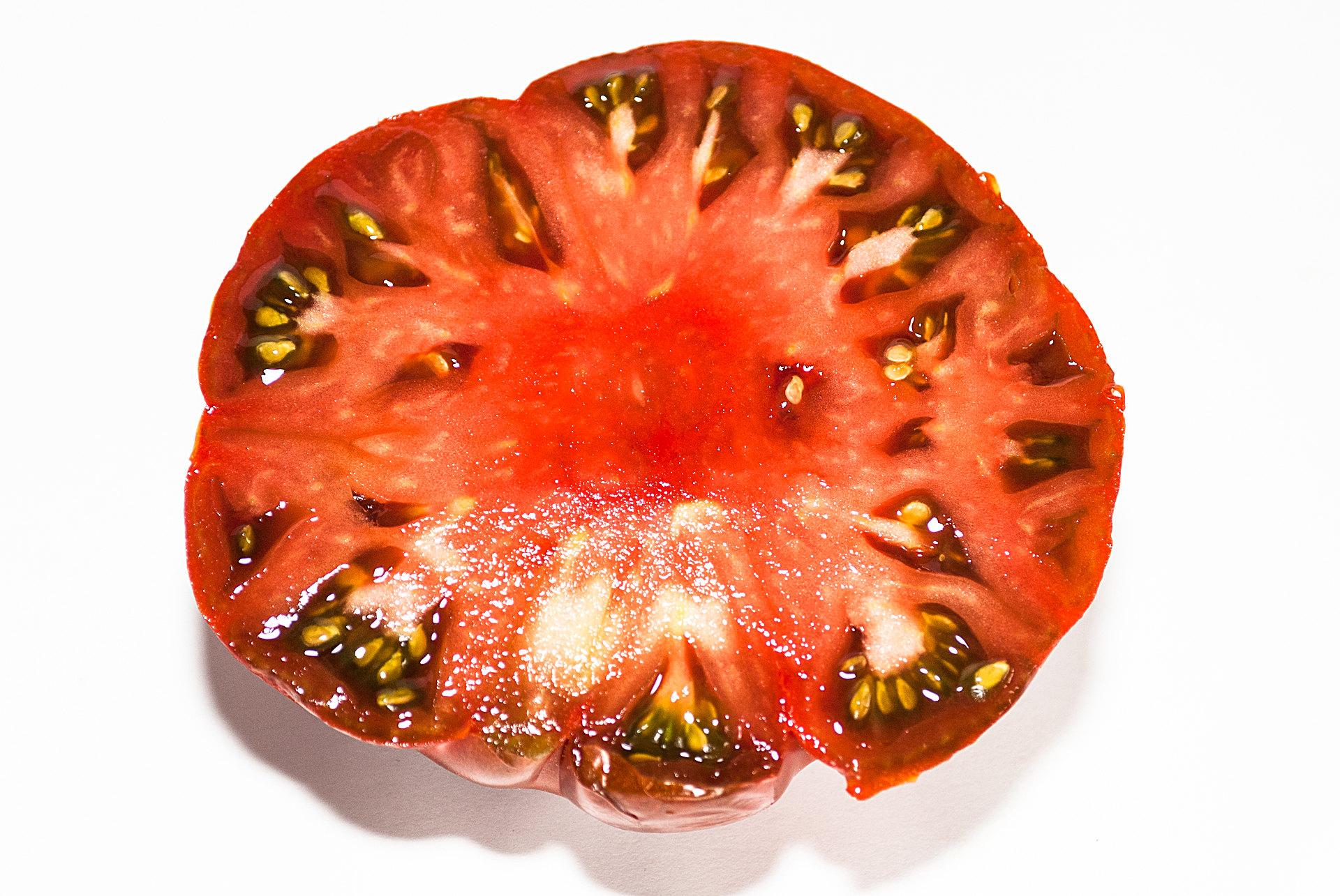 Tomatensorte Black Altai