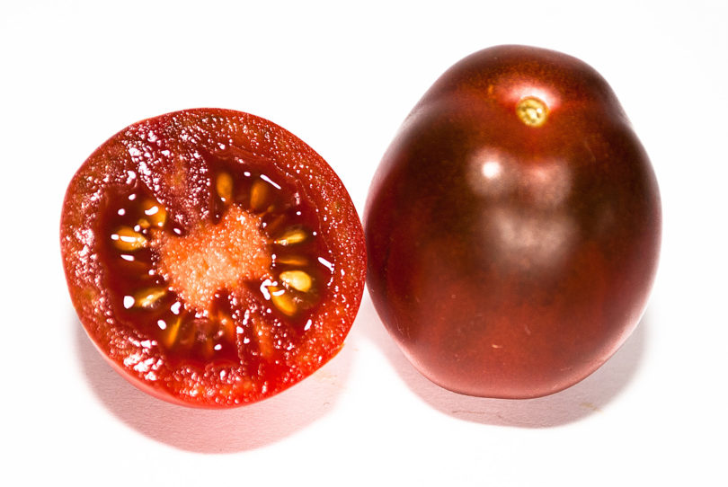 Tomatensorte Black Mavr