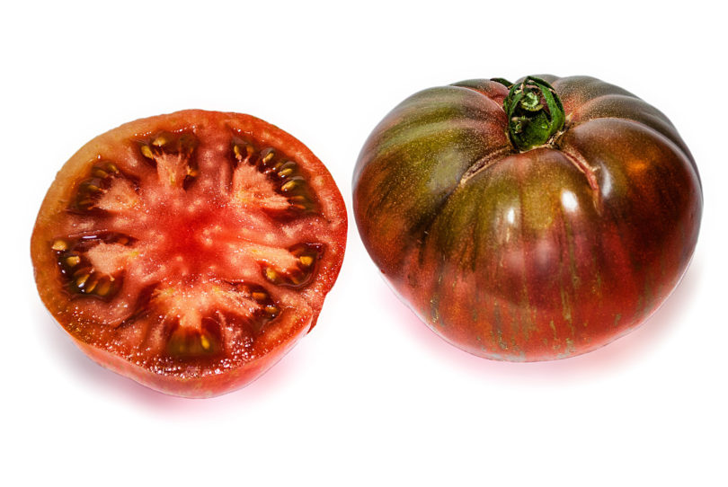 Tomatensorte Black & Red Boar