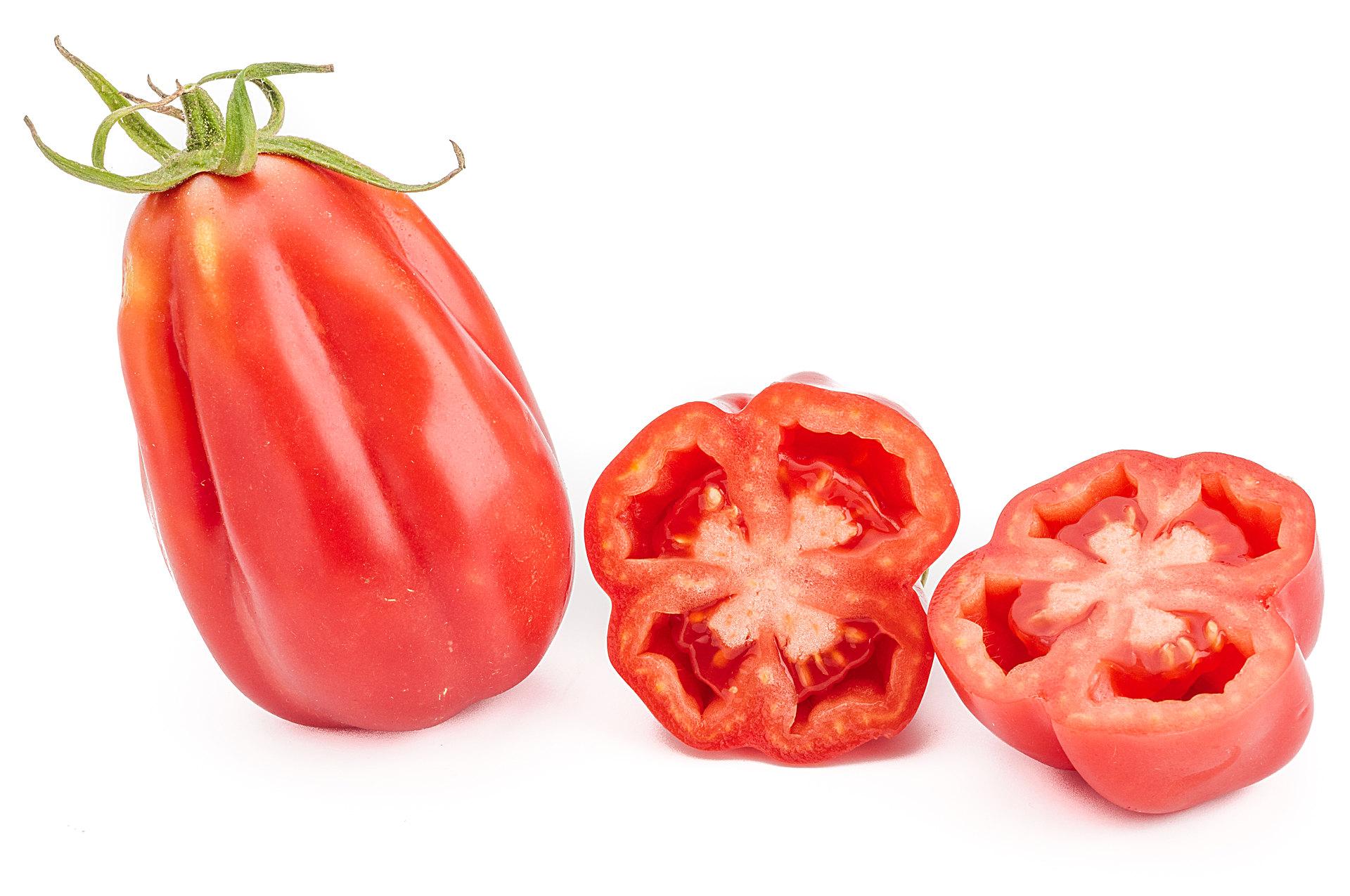 Tomatensorte Zahnrad